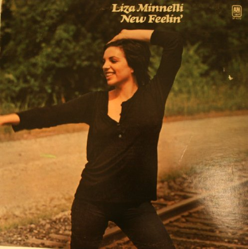 Liza Minnelli Maybe This Time (from Cabaret) cover art