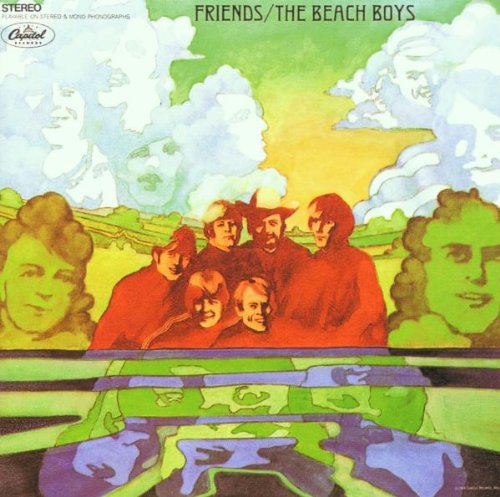 The Beach Boys Wake The World cover art