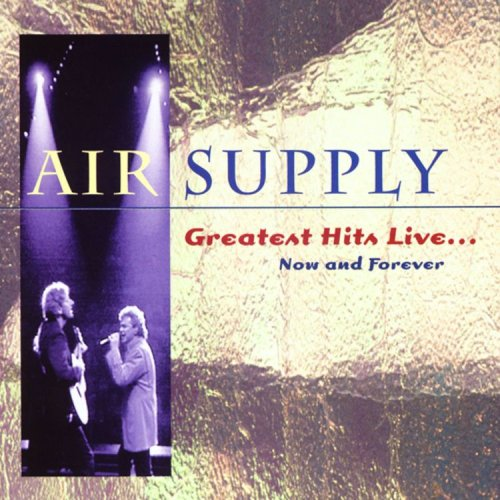 Air Supply Now And Forever cover art
