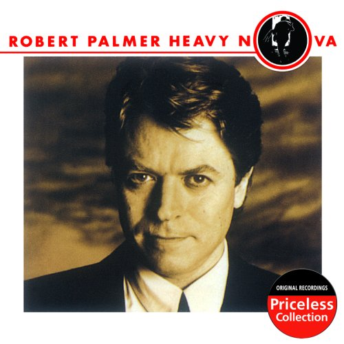 Robert Palmer Simply Irresistible cover art