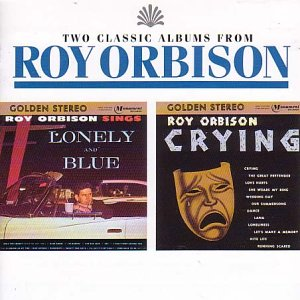 Roy Orbison Blue Angel cover art