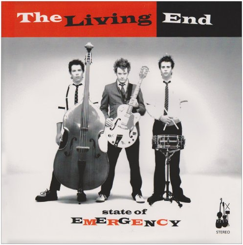 The Living End Black Cat cover art
