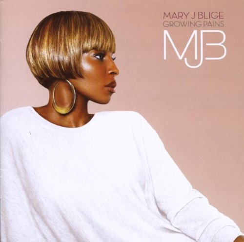 Mary J. Blige What Love Is cover art