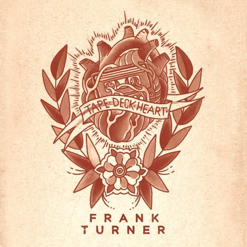 Frank Turner Recovery cover art