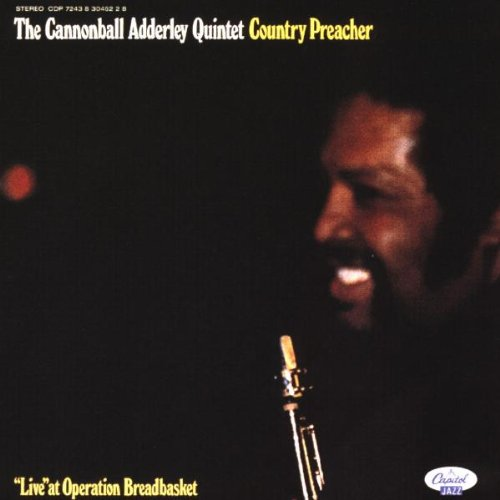 Cannonball Adderley Hummin' cover art