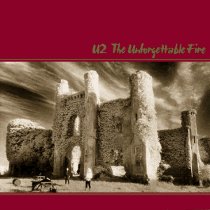 The Unforgettable Fire sheet music by U2