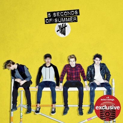 5 Seconds of Summer Mrs. All American cover art