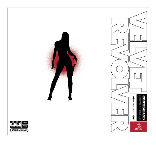 Velvet Revolver Slither cover art