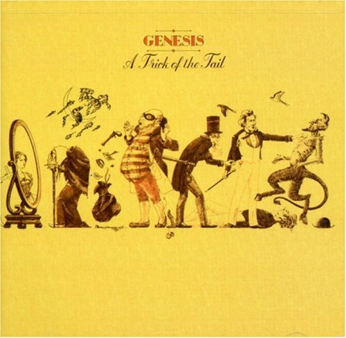 Genesis A Trick Of The Tail cover art