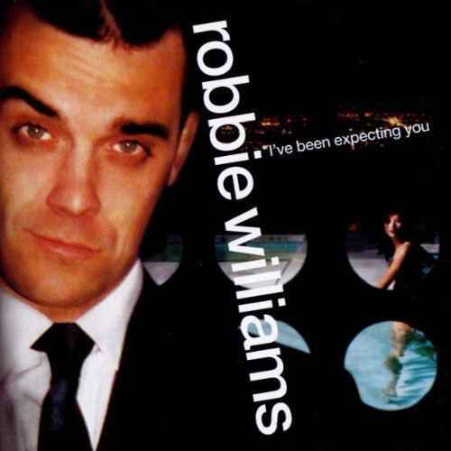 Robbie Williams Man Machine cover art