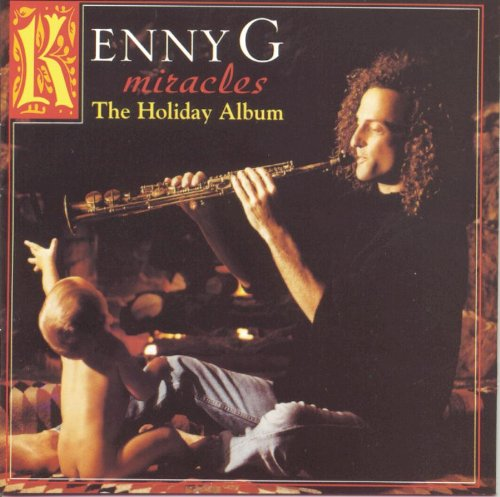 Kenny G Miracles cover art