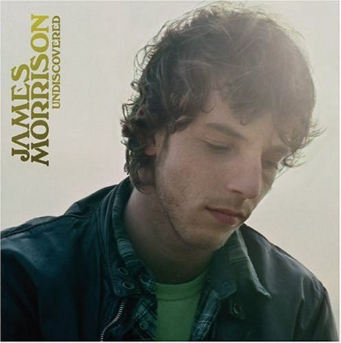 James Morrison Undiscovered cover art