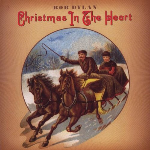 Bob Dylan The Christmas Song (Chestnuts Roasting On An Open Fire) cover art