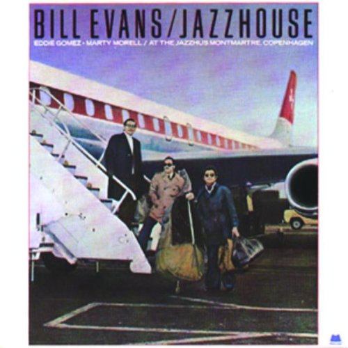 Bill Evans How Deep Is The Ocean (How High Is The Sky) cover art