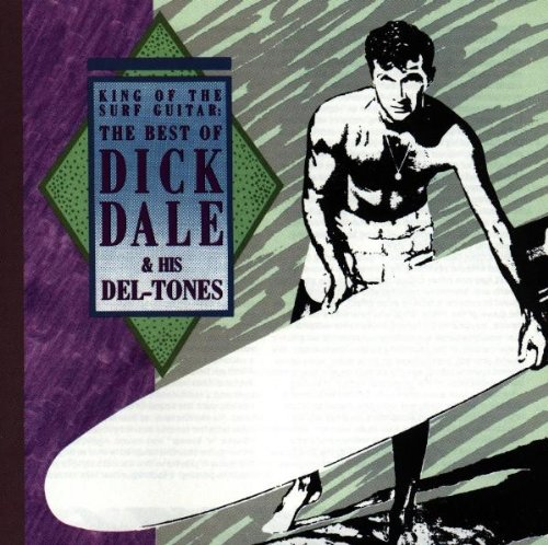 Dick Dale Misirlou cover art