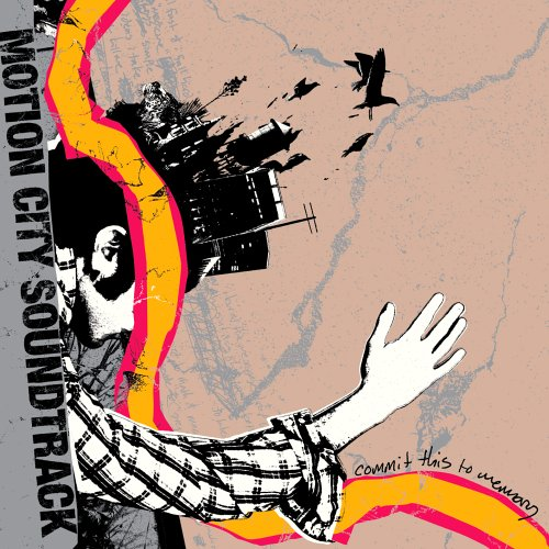 Motion City Soundtrack Time Turned Fragile cover art