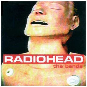 Radiohead High And Dry cover art