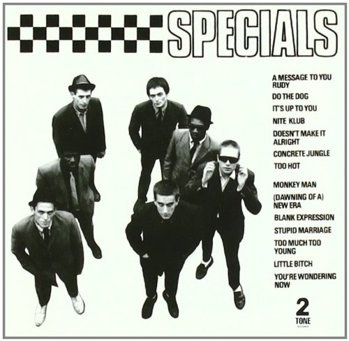 The Specials Too Much Too Young cover art