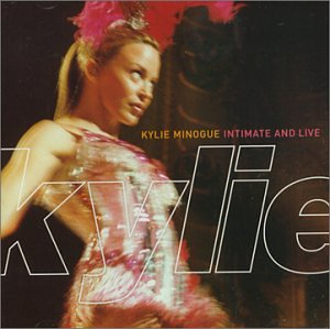 Kylie Minogue The Loco-Motion cover art