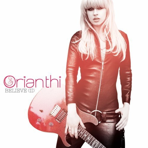 Orianthi Highly Strung cover art
