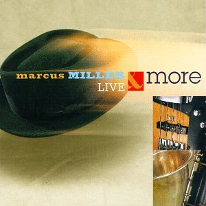 Marcus Miller Funny cover art