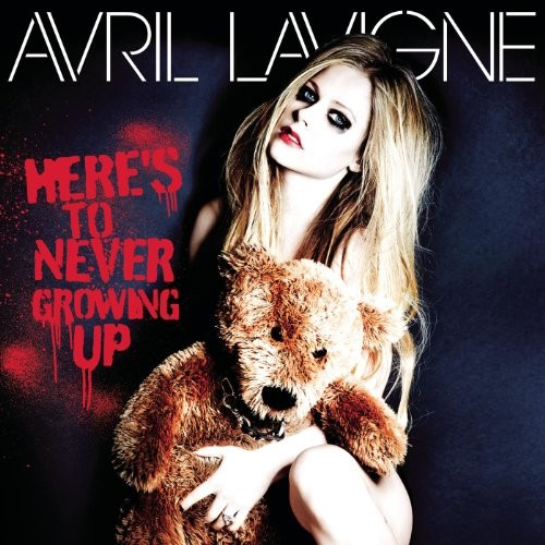 Here's To Never Growing Up sheet music by Avril Lavigne
