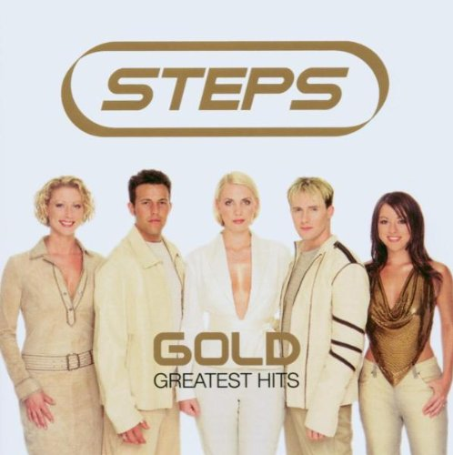 Steps Baby Don't Dance cover art