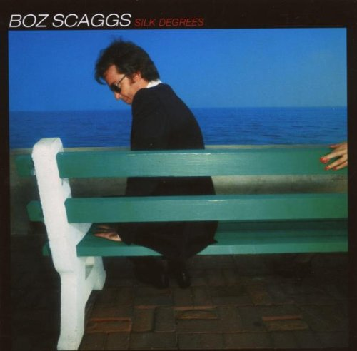 Boz Scaggs Lowdown cover art