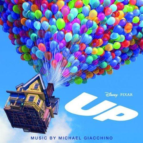 Michael Giacchino Up With End Credits cover art