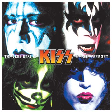 KISS Firehouse cover art