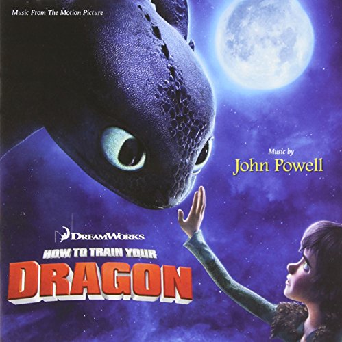 John Powell Where's Hiccup? cover art