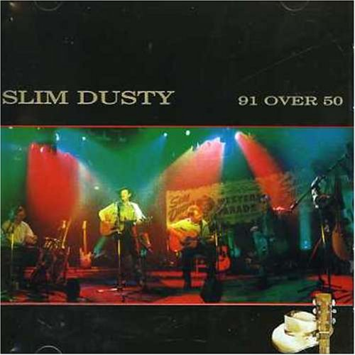 Slim Dusty When The Rain Tumbles Down In July cover art