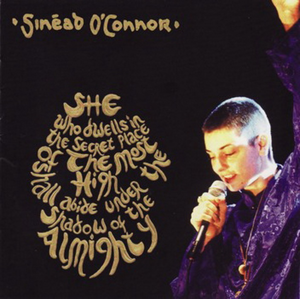 Sinead O'Connor The Last Day Of Our Acquaintance cover art