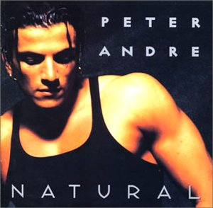 Peter Andre All I Ever Wanted cover art