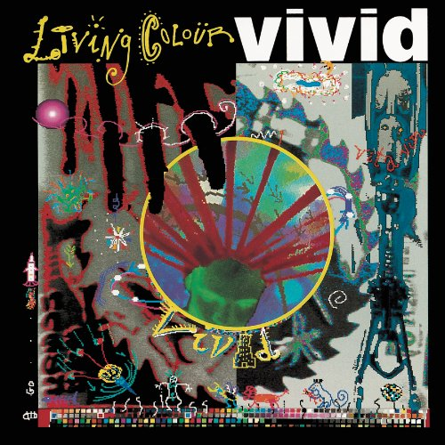 Living Colour Cult Of Personality cover art