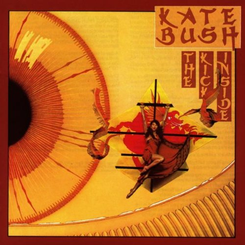 Kate Bush Wuthering Heights cover art