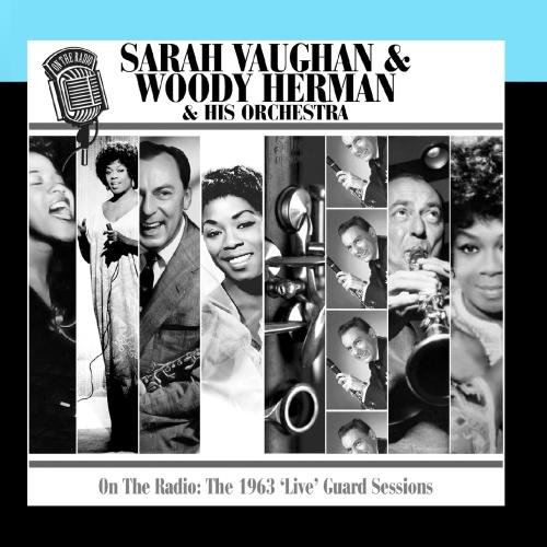 Sarah Vaughan Four Brothers cover art