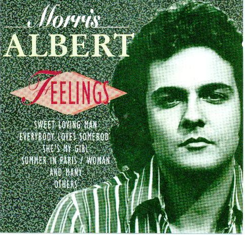 Morris Albert Feelings cover art