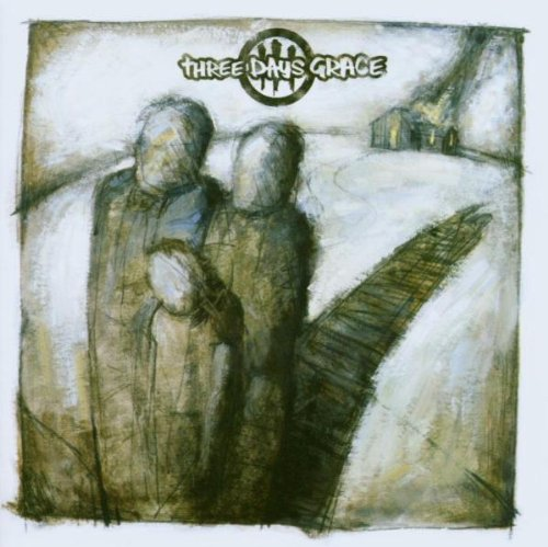 Three Days Grace Take Me Under cover art