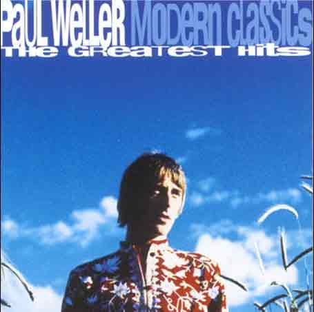 Paul Weller Brand New Start cover art