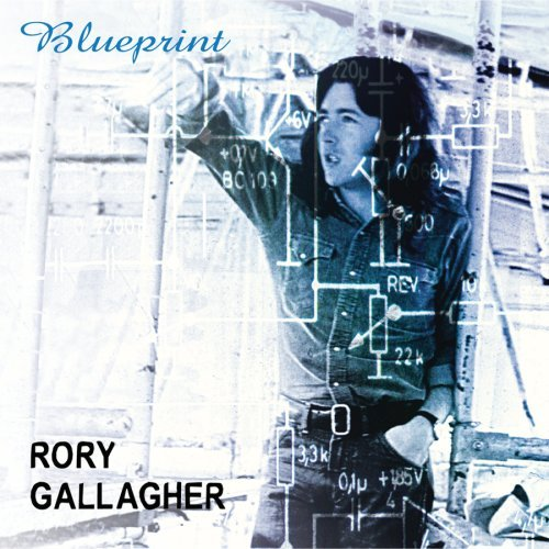 Rory Gallagher Unmilitary Two Step cover art