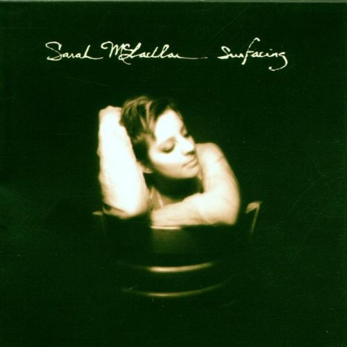 Sarah McLachlan Sweet Surrender cover art