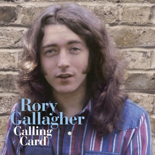 Rory Gallagher Barley & Grape Rag cover art
