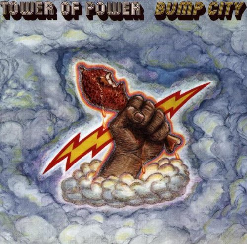 Tower Of Power Down To The Nightclub cover art