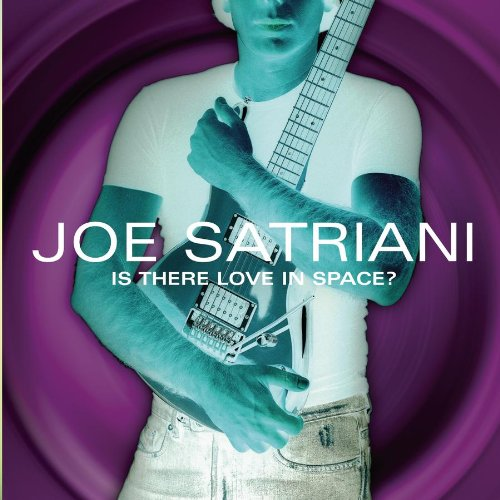 Joe Satriani Lifestyle cover art