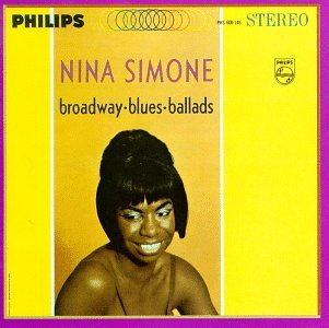 Nina Simone Night Song cover art