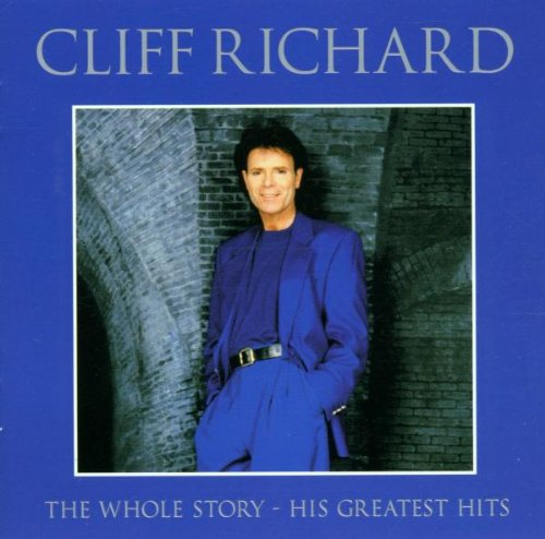 Cliff Richard Saviour's Day cover art