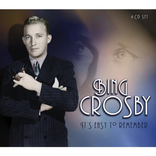 Bing Crosby The Moon Got In My Eyes cover art