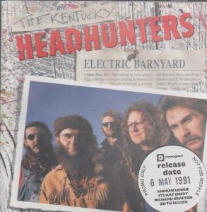 The Kentucky Headhunters With Body And Soul cover art