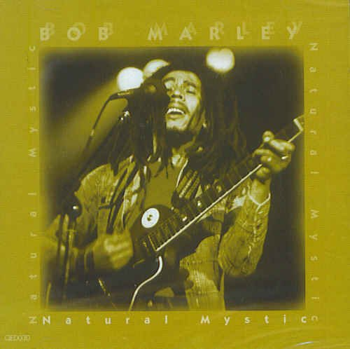 Bob Marley Natural Mystic cover art